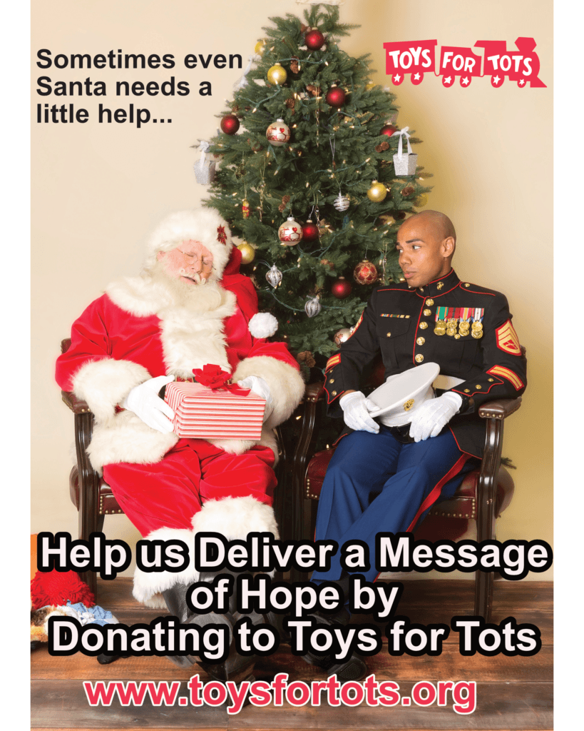 Santas Helper 819x1024 - Toys for Tots in Austin