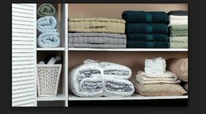 comforter storage 300x166 - Household Items
