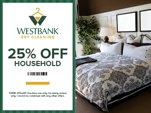 West Coupon Household - Coupons