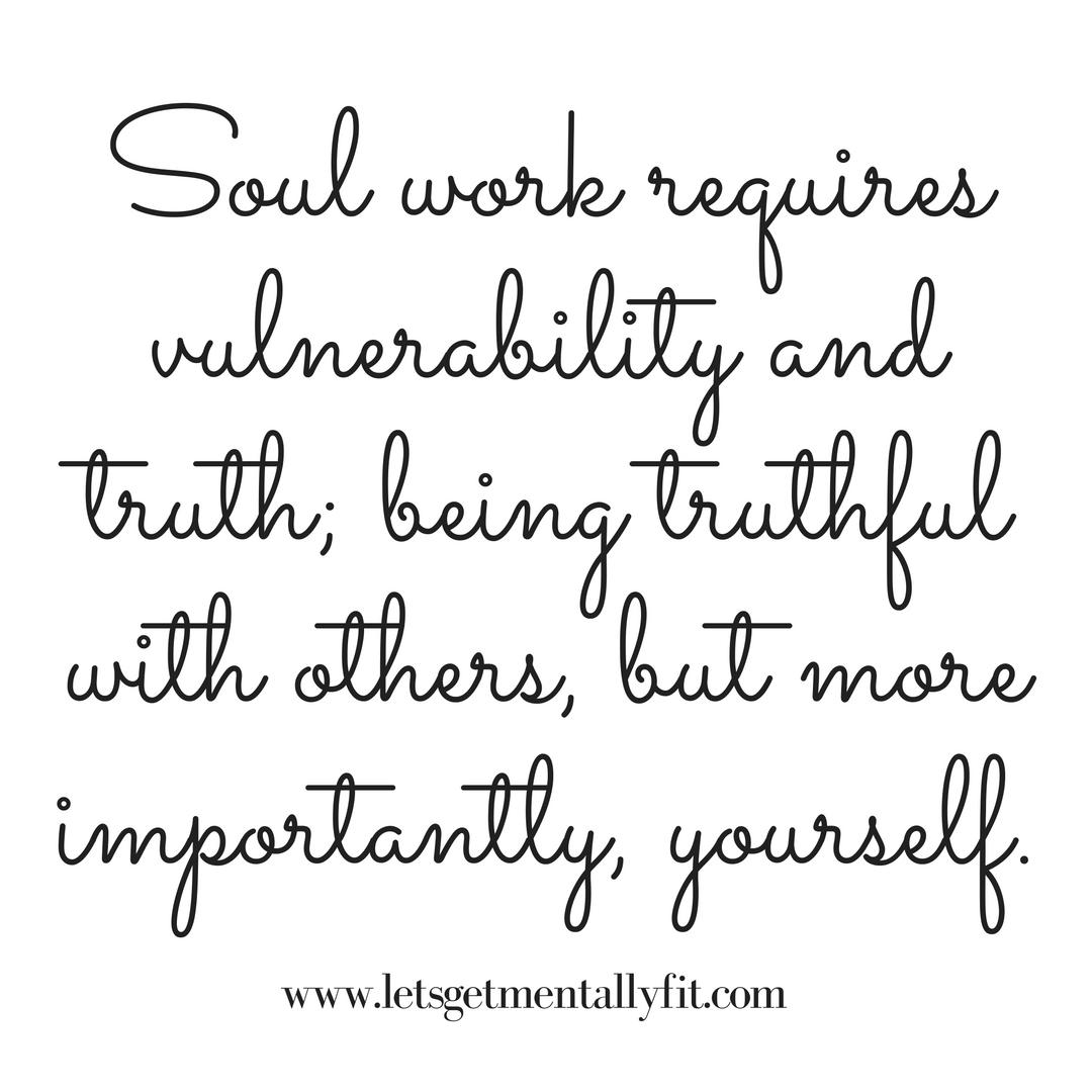 Soul Work
