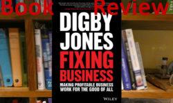 Thumbnail Bookshelf Book Review Digby Jones Fixing Business