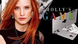Issue 136:2018 01 11:Molly's Game A film by Aaron Sorkin