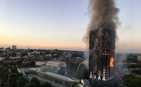 Grenfell Tower Gaming of regulations?