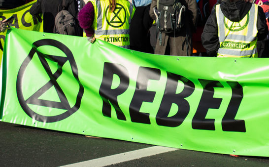 Issue 216: 2019 09 26: Extinction Rebellion The only way forward