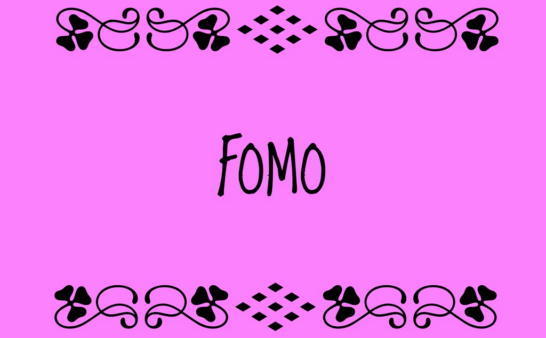 Issue 238: 2020 06 18: FOMO vs Oh-No Chasing Equities