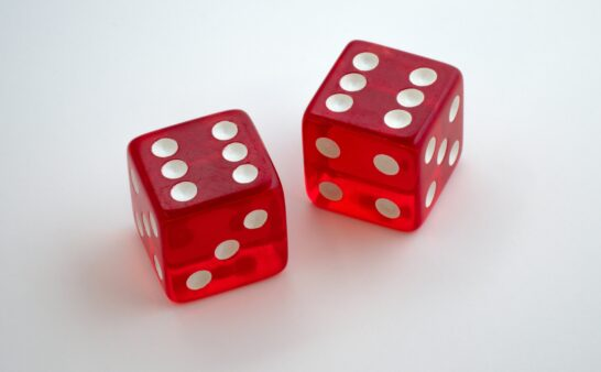 The Law of the Dice Betting our health