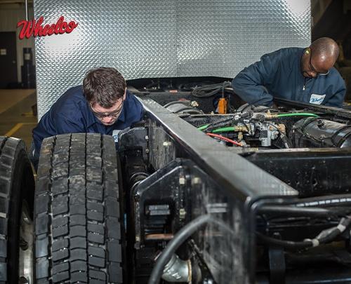 Wheelco Mechanics