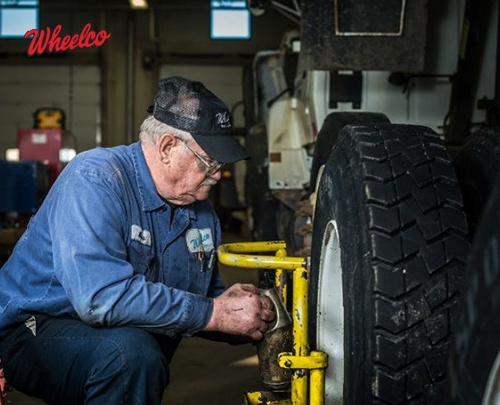 Wheelco Mechanic