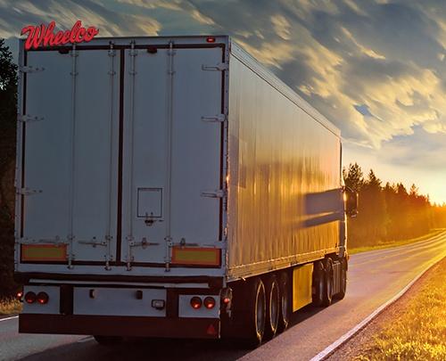 Heavy Duty Semi Truck
