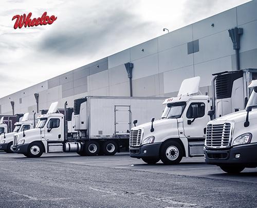 Heavy Duty White Trucks