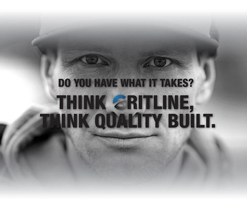 Think Gritline - Think Quality Built