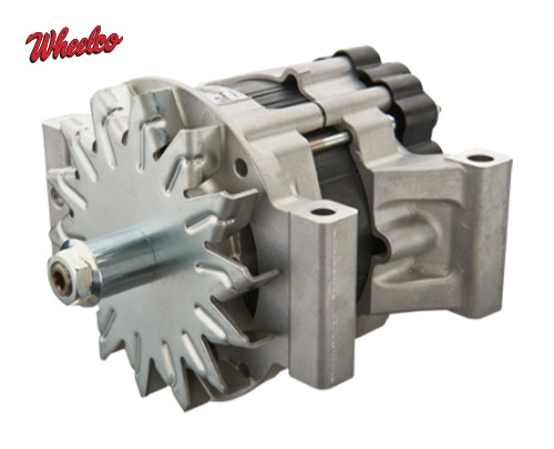Parts of an Alternator