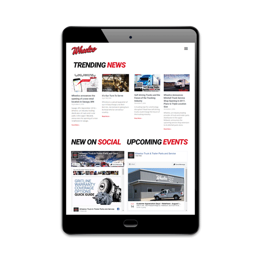 Wheelco News Articles