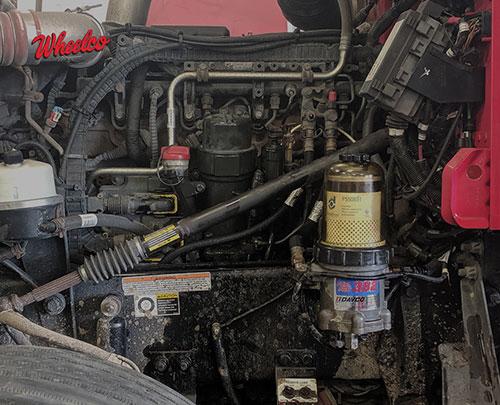 Heavy Duty Diesel Fuel