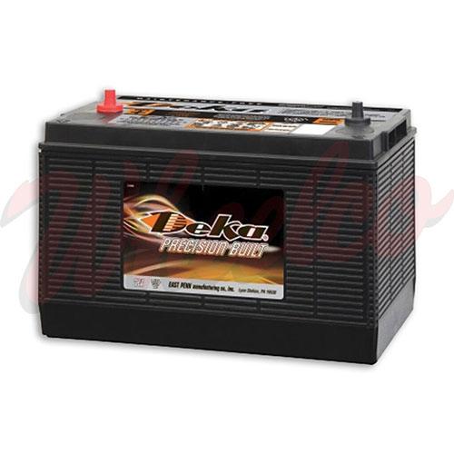 Deka Precision Built Battery