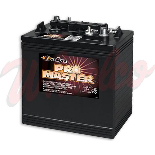 Deka Pro Master Battery