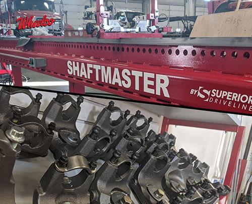 Shaftmaster II