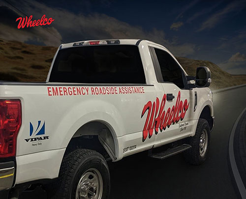 Wheelco Truck & Trailer Announces New Wheelco Emergency Roadside Assistance