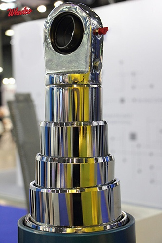 Telescopic Cylinder Example