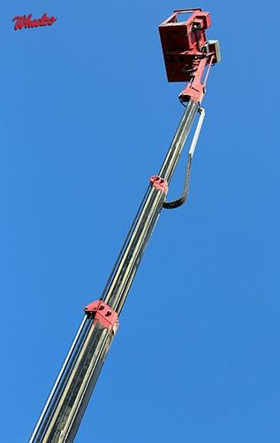 Telescopic Cylinders Example