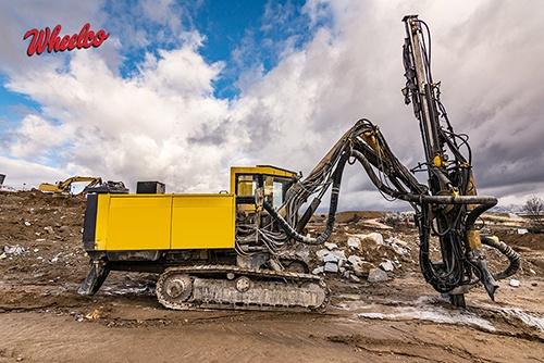 Yellow Construction