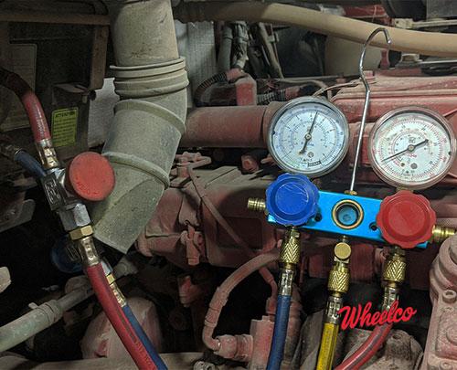 Heavy Duty AC Compressor