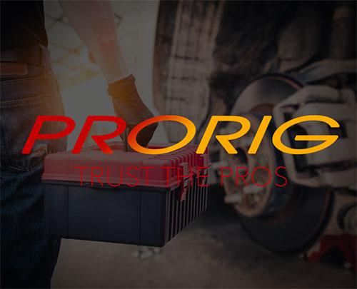 ProRig Trust The Pros