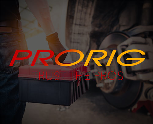 Wheelco Truck & Trailer Launches First Products in ProRig Brand
