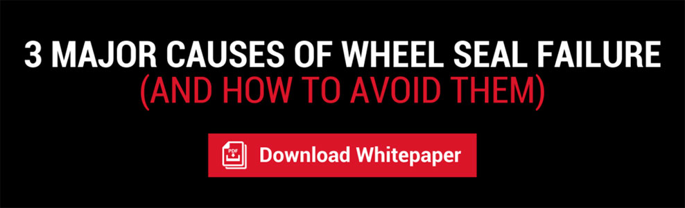 Wheel Seal Failure White Paper Callout