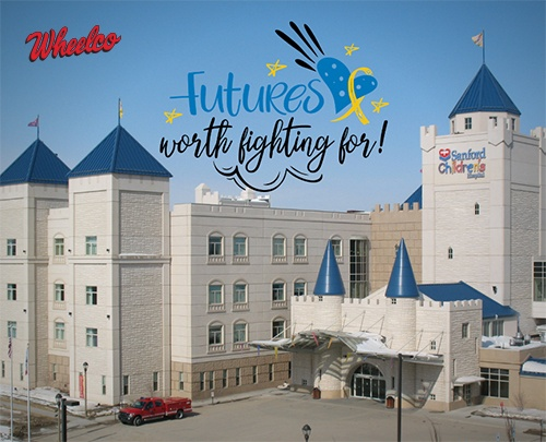 Sioux Falls Sanford Children's Hospital
