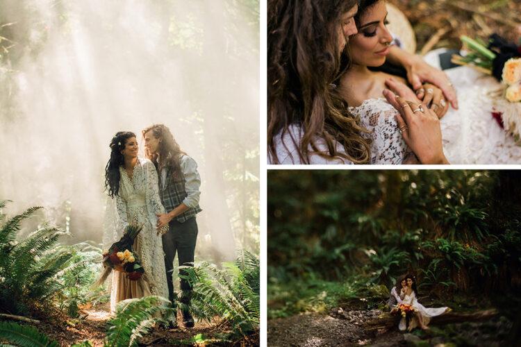 Wedding Elopement Cedar Haven