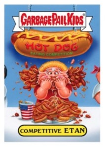 2016-Topps-Garbage-Pail-Kids-American-as-Apple-Pie-in-Your-Face-Base