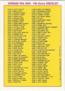 Error Back/Dark Yellow Checklist