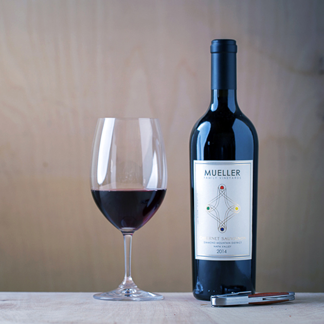 mueller-family-2014-cabernet-sauvignon-wine-Napa Valley-Diamond Mountain