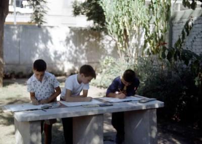 1962 Fall Art Class