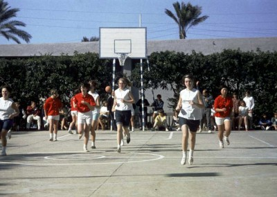 1967 Girls Basketball