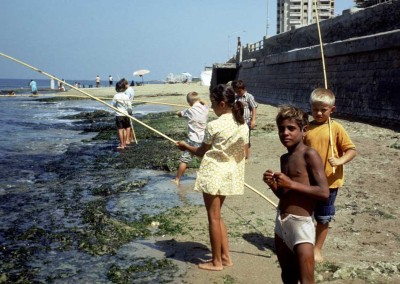 1972 Carolyn Pollock's Class - Fishing @ Abu Keir