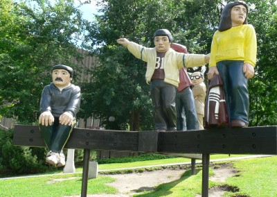 Ottawa Kids Sculpture