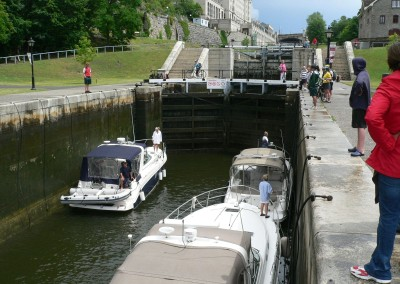 Ottawa Rideau Canel Locks
