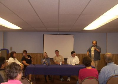 Panel-Ann Quick Akers,Kerry,Kirsten Russell,John Meloy,Bob Beisang,Nicholas