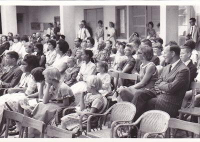 Graduation Prob.1962ish