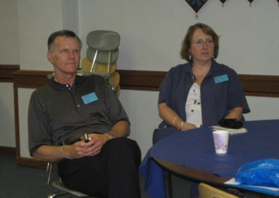 Steve & Patricia Jamison