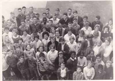 Student Group 1962ish