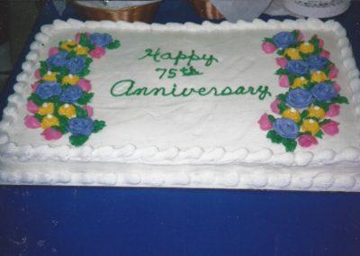 Reunion Cake