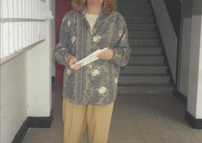 2 - Admin Asst. Schutz - 1986-1996 - Amina Amin