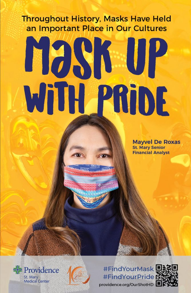 Mask Up With Pride