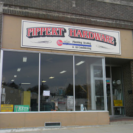 Pippert Hardware