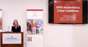 UPTN Abdominal and Chest Guidelines