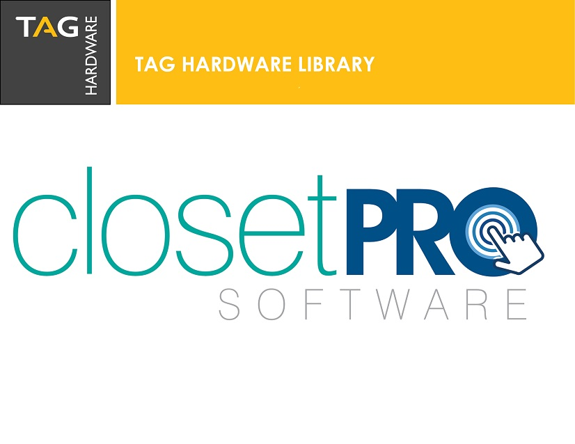 ClosetPro Software
