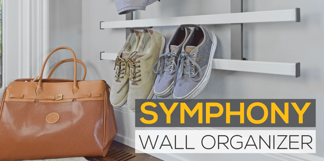 New Product Preview: Symphony Wall Organizer